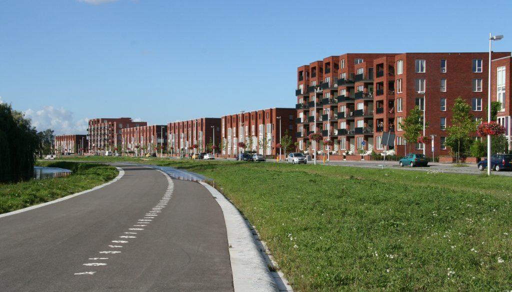 Parkzichtlaan - Wijkzorg Regio Utrecht