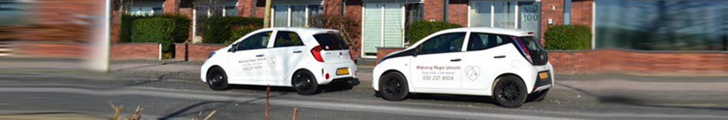 Bedrijfsauto - Wijkzorg Regio Utrecht BV